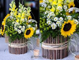 sunflower wedding decorations pin by diana wilkinson on neat wedding ideas found