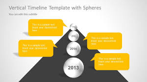 creative timeline template for powerpoint timeline slide design
