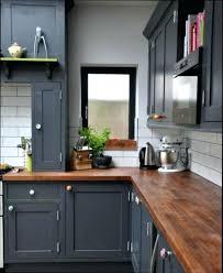 cuisine gris anthracite meuble de cuisine gris anthracite idées décoration intérieure