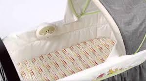 Comfort Classic Summer Infant Classic Comfort Wood Bassinet Youtube