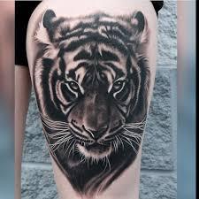 tiger tattoo designs pictures symbolism thebesttattooartists sanoo instagramissa u201c artist