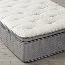 Pillow Top Crib Mattress Pad by Kids Mattresses Twin Full U0026 Bunk Bed The Land Of Nod
