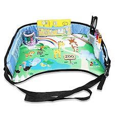 tablette de voyage pour siege auto tablette de voyage pour enfant plateau de voyage pour voiture