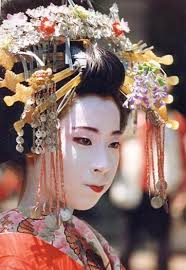 Geisha Hairstyles 266 Best Geisha Kabuki Samurai Japanese People Images On Pinterest