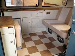 volkswagen camper inside t2 bay interiors vw camper interiors camper conversions