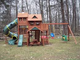 backyard playscapes home design inspirations