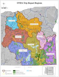 Map Of Bend Oregon by High Desert Trip Reports U2014 Oregon Natural Desert Association