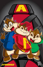 alvin and the chipmunks exclusive artwork alvin and the chipmunks fandango