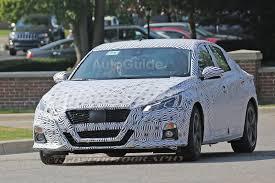 harga nissan altima 2016 2019 nissan altima spy shots auto car update