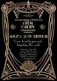 gatsby invitations best 25 great gatsby invitation ideas on gatsby theme