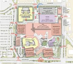 Galleria Mall Store Map Details Emerge For South Bay Galleria U0027s Mixed Use Expansion