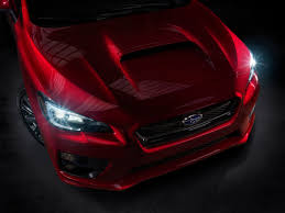 2015 subaru wrx first image of 2015 subaru wrx revealed u2013 news u2013 car and driver