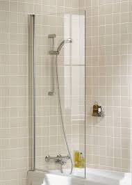 bath screens lakes bathrooms square bath screen 8mm glass