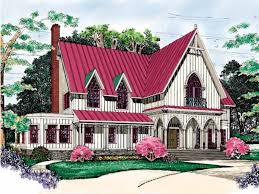 Gothic Architecture Floor Plan Gothic Revival House Plans At Dream Home Source Victorian Style