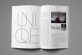 magazine layout graphic design 30 stylish exles of layouts in magazine design jayce o yesta