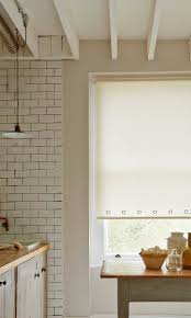 58 best roller blinds images on pinterest rollers roller blinds add accessories in dark colours and wood to complete the look made to measure cream roller blinds with eyelets create