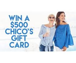 chicos gift cards chico s gift card giveaway sweepstakes and more at topsweeps