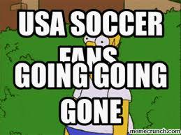 Us Soccer Meme - soccer fans