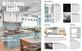 kitchen bath design news graff s sleek kitchen faucet design l kitchen bath design news
