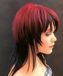 coupe de cheveux effil coupe cheveux effilé dégradé hair monde