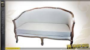 canape style ancien canapé en bois et de style ancien