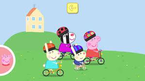 peppa pig sports app store u0027da