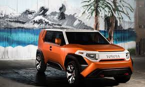 toyota new suv car toyota launches new suv car for off roading