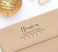 return address wedding invitations best 25 return address ideas on self inking address