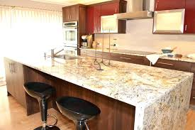 Kitchen Island Granite Countertop Kitchen Design Butcher Block Island Countertop Gray Kitchen