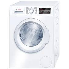 refrigerator outlet near me stacking washer and dryer bosch wat28400uc 300 series 2 2 cu ft compact washer white