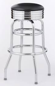 1950s style home decor diner style bar stools ideas on bar stools