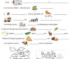esl thanksgiving worksheets free worksheets library and