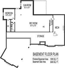 One Story House Plans With Basement 3 Car Angled Garage House Floor Plans 3 Bedroom Single Story Ranch