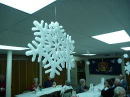 big snowflake decorations new decoration how to make large