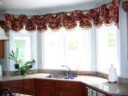 kitchen window dressing ideas uncategorized bay window dressings ideas inside lovely