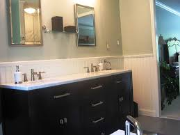 wainscoting bathroom ideas beadboard wainscoting bathroom ideas best beadboard bathroom
