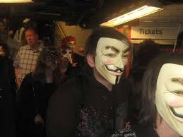 Anonymous Halloween Costume Unmasked Humanist
