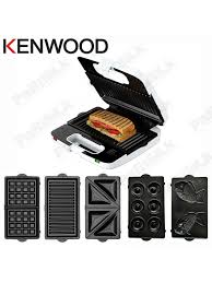 Kenwood Sandwich Toaster Kenwood Sm650 Sda650bk Sandwich Maker