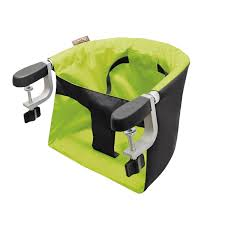 baby chair that attaches to table the pod is a lightweight portable high chair from mountain buggy