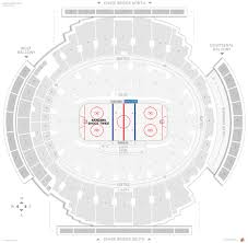 Acc Floor Plan by New York Rangers Seating Guide Madison Square Garden