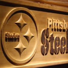 100 pittsburgh steelers home decor evergreen nfl 10 in pittsburgh steelers home decor steelers wooden sign