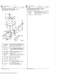 international harvester 504 2504 gas lp and dsl parts manual ebay