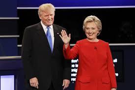 where do clintons live 2016 presidential debate live blog donald trump hillary clinton