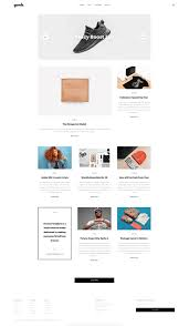 goodz magazine a responsive blog magazine wordpress theme by