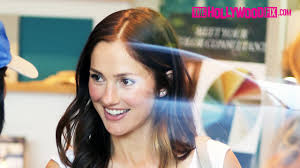 minka kelly goes home decor shopping at waterworks in west