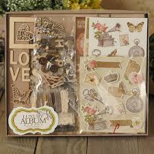 where to buy photo albums aliexpress buy diy albums scrapbooking paper pad kit crafts