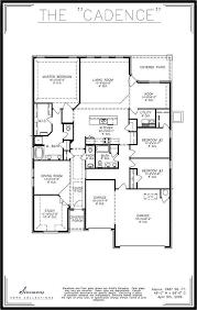 cadence custom home builders simmons homes