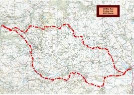 Map A Run Route by Nidderdale Run