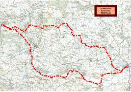 Run Map Nidderdale Run