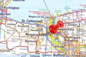 Niagara Falls Canada Map by Facts About Niagara Falls That U0027ll Leave You Mesmerized